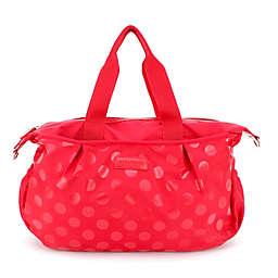stellakim Olivia Diaper Bag in Red