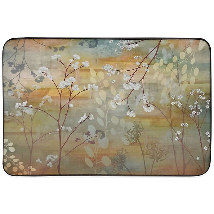 Alternate image 1 for Home Dynamix Designer Chef 24-Inch x 36-Inch Misty Woods Anti-Fatigue Mat