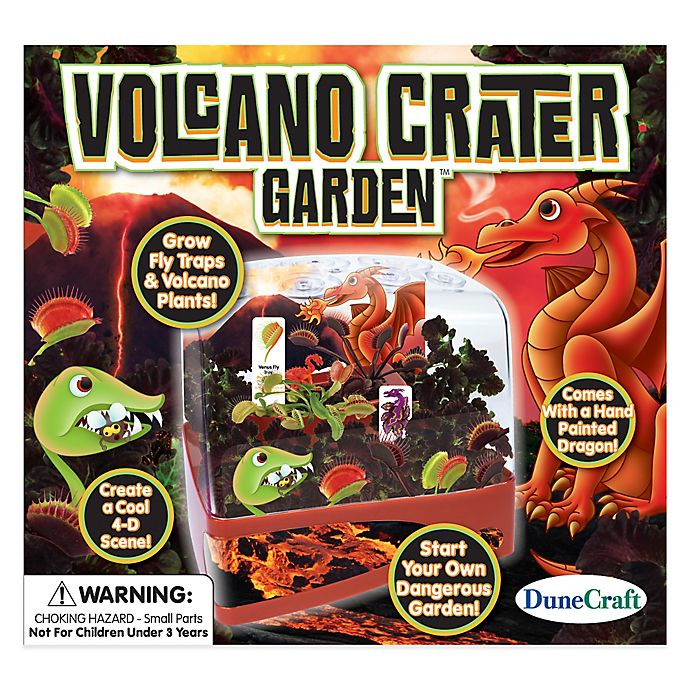 Alternate image 1 for DuneCraft Volcano Crater Garden™