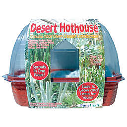 DuneCraft Desert Hothouse™ Windowsill Greenhouse