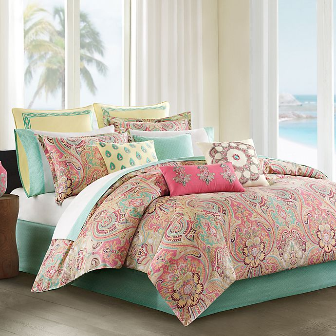 Alternate image 1 for Echo™ Guinevere Twin Comforter Set
