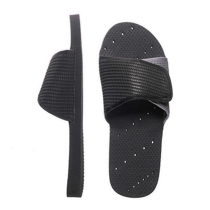 Alternate image 1 for SALT™ Men's Slide Shower Shoes