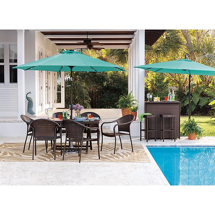 Alternate image 1 for Barrington Patio Furniture Collection