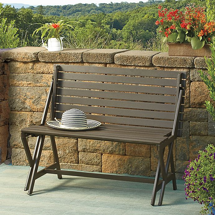 Amazing Metal Convertible Picnic Table Bench Bed Bath And Beyond Ibusinesslaw Wood Chair Design Ideas Ibusinesslaworg