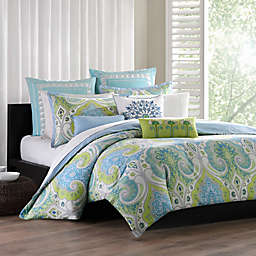 Echo™ Sardinia Reversible Duvet Cover Set