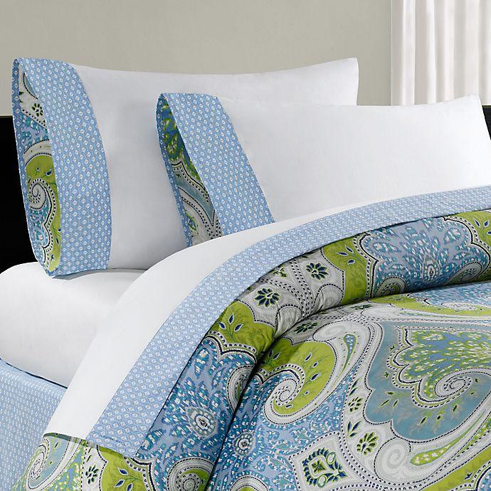 Echo Sardinia Sheet Set Bed Bath Beyond