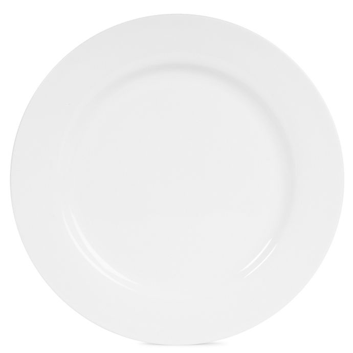 Alternate image 1 for Nevaeh White® by Fitz and Floyd® Grand Rim Dinner Plate