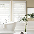Real Simple® 2.5-Inch Faux Wood 20.5-Inch x 48-Inch Blind in White
