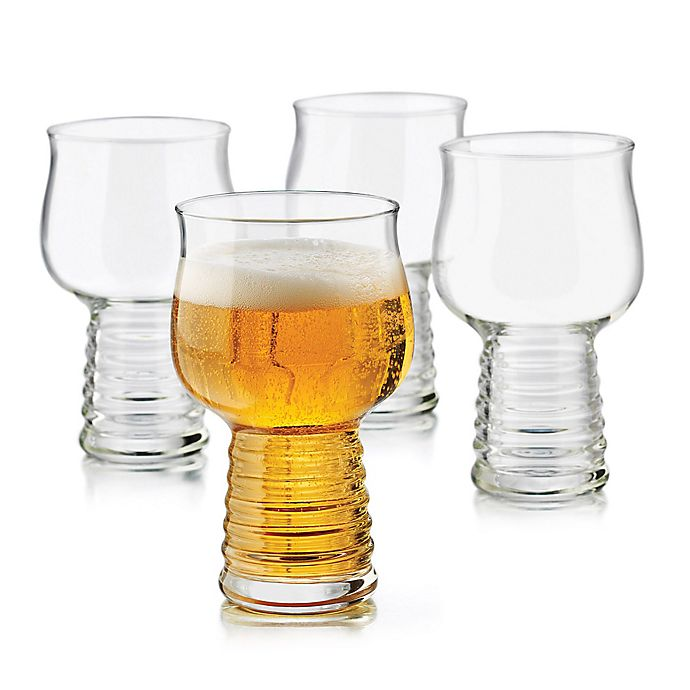 Alternate image 1 for Libbey® Glass Perfect Hard Cider Glasses (Set of 4)