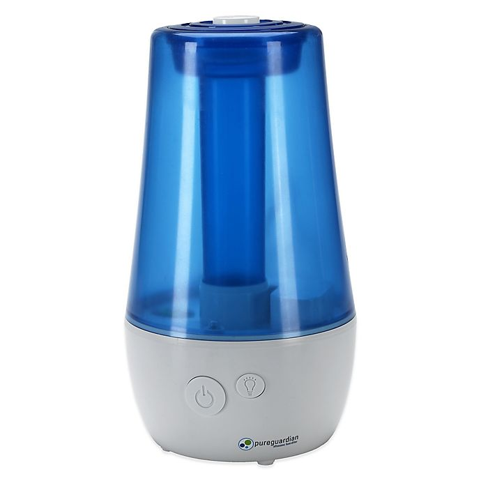 Alternate image 1 for PureGuardian® Cool Mist Ultrasonic Humidifier with Aromatherapy