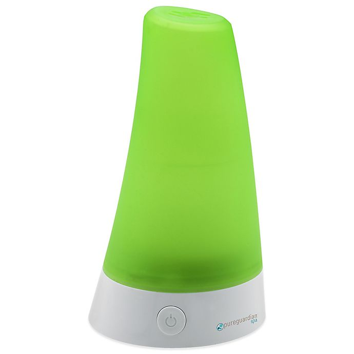 Alternate image 1 for PureGuardian® SPA101 Ultrasonic Aromatherapy Cool Mist Aromatherapy Essential Oil Diffuser