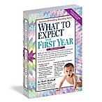 What to Expect the First Year, 3rd Edition by Heidi Murkoff and Sharon Mazel