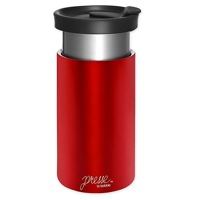 Alternate image 1 for Bobble by O2COOL® Coffee Press/Travel Tumbler