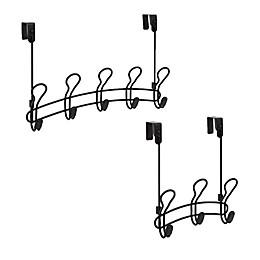 Zenna Hom SnugFit Over Door Hook Rack