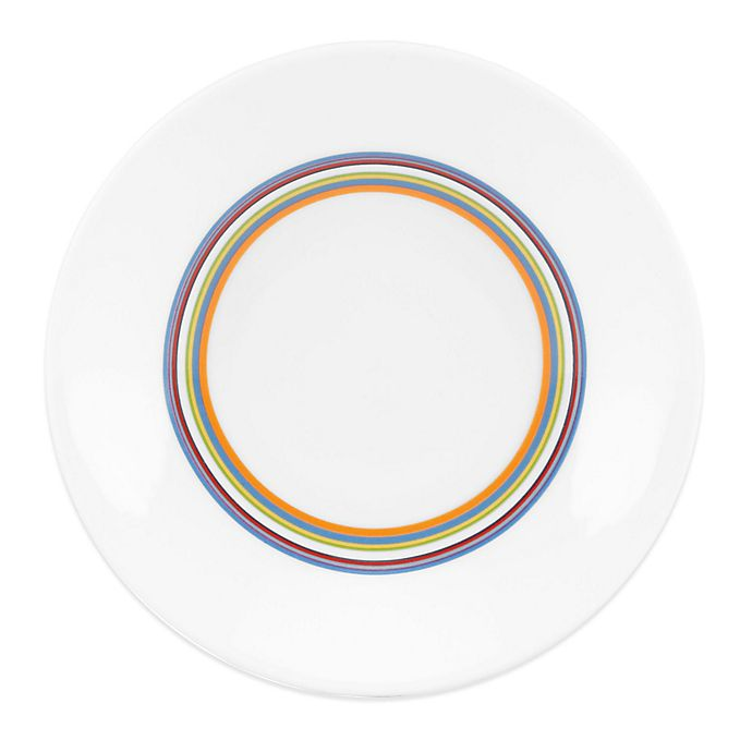 Alternate image 1 for DKNY Lenox® Urban Essentials Salad Plate in White