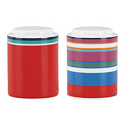 DKNY Lenox® Urban Essentials Stacked Salt and Pepper Shakers in Cherry