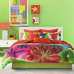 J by J. Queen New York Joy Comforter Set in Blue