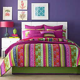 J by J. Queen New York Lolita Comforter Set in Pink
