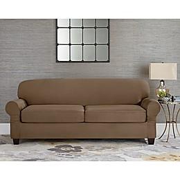 Sure Fit® Designer Suede Furniture Cover