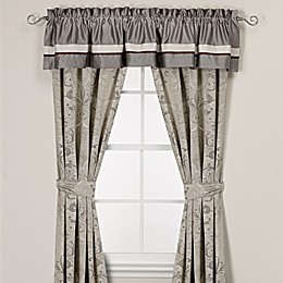 Manor Hill® Deco Opulence Window Curtain Panel and Valance