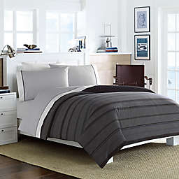 Nautica® Sebec Comforter Set in Grey