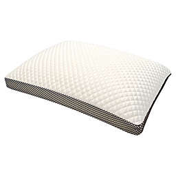 Therapedic® TruCool® Memory Foam Standard Side Sleeper Pillow