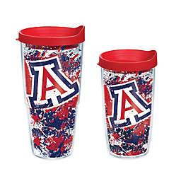 Tervis® University of Arizona Splatter Wrap Tumbler with Lid