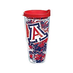 Tervis® University of Arizona Splatter Wrap 24 oz. Tumbler with Lid