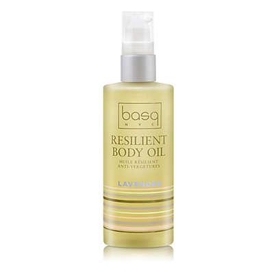 basq NYC 4 oz. Resilient Body Oil in Lavender