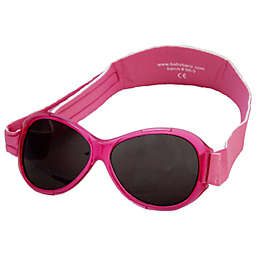 Baby Banz Retro Banz Sunglasses in Flamingo Pink