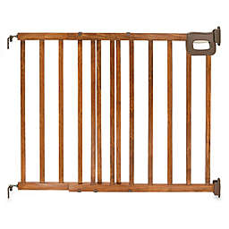 Summer Infant® Deluxe Wood Stairway Safety Gate
