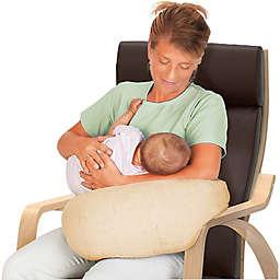 Jolly Jumper® Peanut Pregnancy and Nursing Cushion in Tan