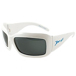 Baby Banz Junior Banz Polarized Sunglasses in Arctic White