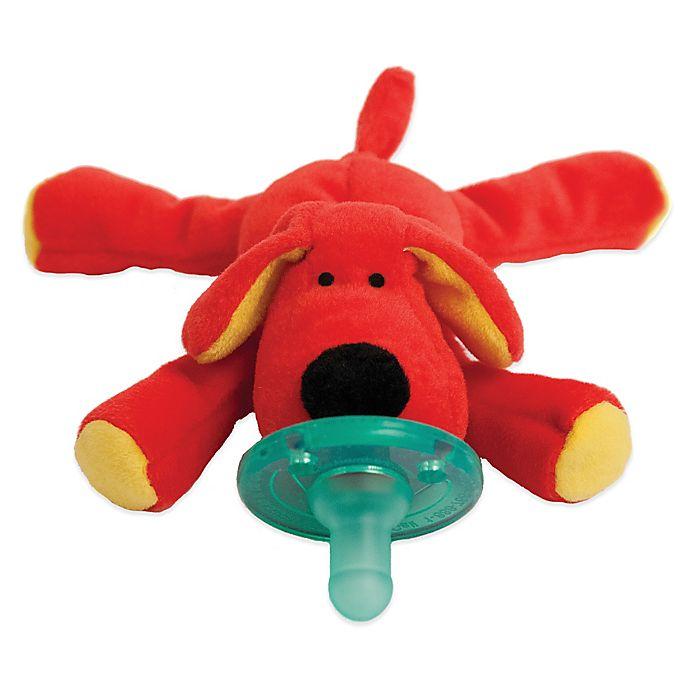 Alternate image 1 for WubbaNub™ Red Dog Infant Pacifier