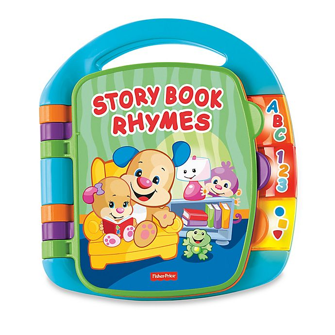 Alternate image 1 for Fisher-Price® Laugh & Learn™ Storybook Rhymes
