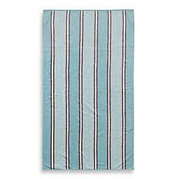 Classic Patio Stripe Oversized Beach Towel