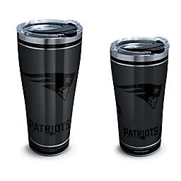 Tervis® NFL New England Patriots Blackout Stainless Steel Tumbler with Lid
