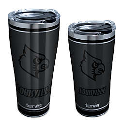Tervis® University of Louisville Blackout Stainless Steel Tumbler with Lid