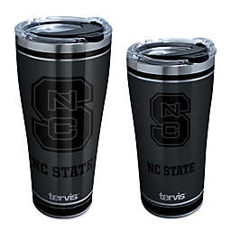 Tervis® North Carolina State University Blackout Stainless Steel Tumbler with Lid