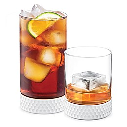 Final Touch® Hole-in-1 Golf Ball Pint Glasses (Set of 2)