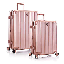 Heys® DuoTrak Hardside Spinner Checked Luggage