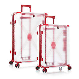 Heys® X-Ray Hardside Spinner Checked Luggage
