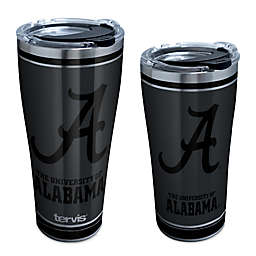 Tervis® University of Alabama Blackout Stainless Steel Tumbler with Lid