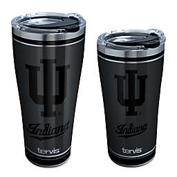 Tervis® Indiana University Blackout Stainless Steel Tumbler with Lid