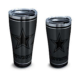 Tervis® NFL Dallas Cowboys Blackout Stainless Steel Tumbler with Lid