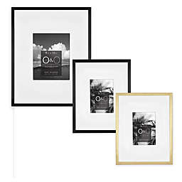 O&O by Olivia & Oliver™ 1-Photo Oversized Matted Metal Wall Frame