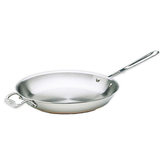 Alternate image 1 for All-Clad Copper Core® 12-Inch Fry Pan