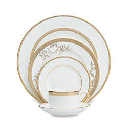 Vera Wang Wedgwood® Lace Gold Dinnerware Collection