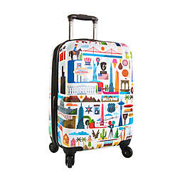 Heys® Fernando Volken Togni 21-Inch Hardside Spinner Carry On Luggage