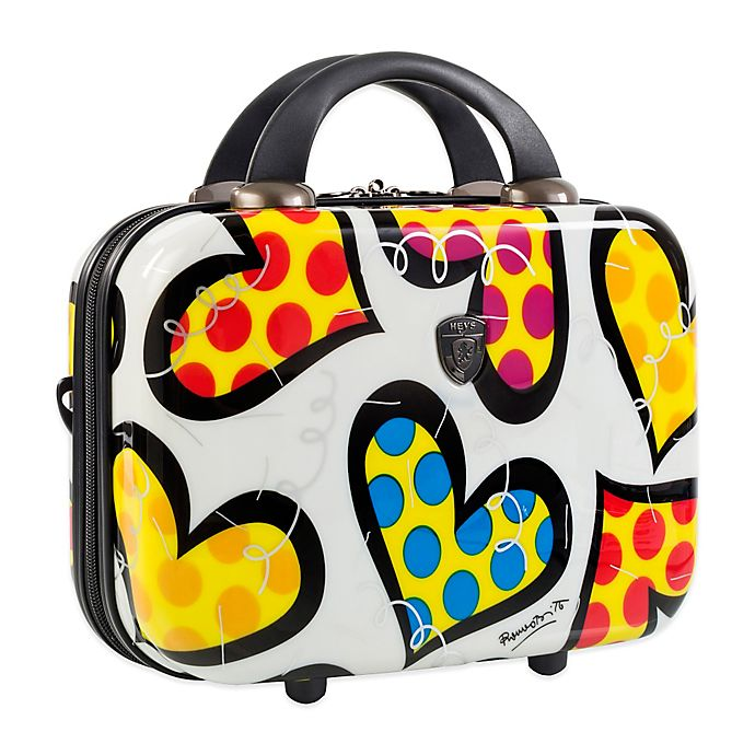 a574394864f2 Heys® Britto Hearts Carnival Beauty Case | Bed Bath & Beyond